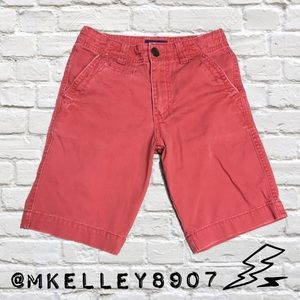 Cherokee Other - ⭐️🆕⭐️ Boys Size 8 Red Distressed Denim Shorts