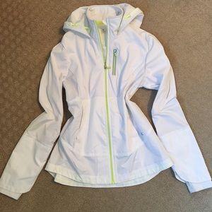 GapFit White Jacket