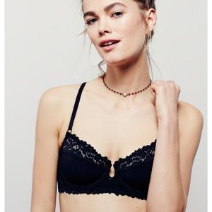 Free People Other - Never worn! Free People Top Notch Underwire Bra