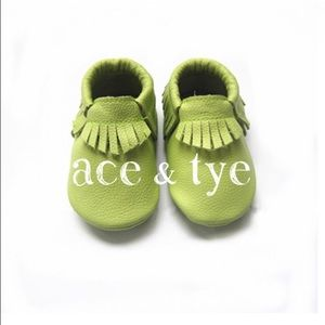 Freshly Picked Other - Baby/Toddler Genuine Leather Moccasins