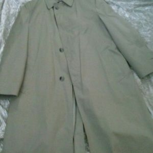 Hart Schaffner Marx Other - 🔥SALE🔥 Mens Rain Winter Coat Zip Out Lining 42 L