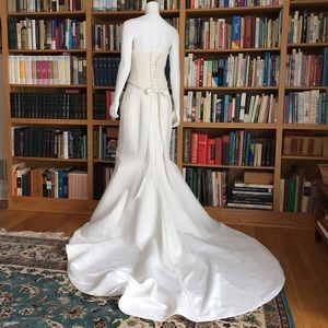 Alfred Angelo Dresses & Skirts - Alfred Angelo Wedding Dress Set