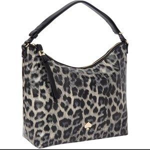 kate spade Handbags - Kate Spade Leroy Street Vivienne Animal Print Bag