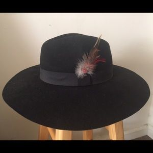 Forever 21 Hat (with feather)