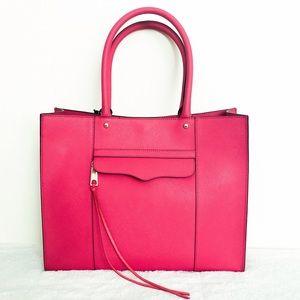Rebecca Minkoff Handbags - 54% OFF! Rebecca Minkoff Medium MAB Leather Tote
