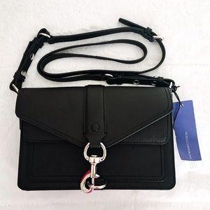 Rebecca Minkoff Handbags - 45% OFF! Rebecca Minkoff Mini Hudson Moto Black
