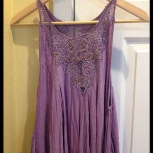 Free People Dresses & Skirts - Free People Professionally Dyed Aiden Tunic