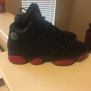 Jordan Other - Jordan Gym Red 13's