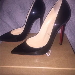 Christian Louboutin Pigalle 38.5 (8.5)
