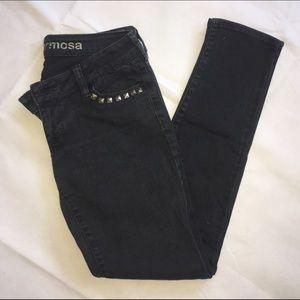 PacSun Pants - PacSun faded black jeans