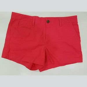 Gap Pants - Gap Summer Shorts in Red/Pink Size 2