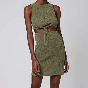 Topshop Dresses & Skirts - Topshop Knot Front Dress