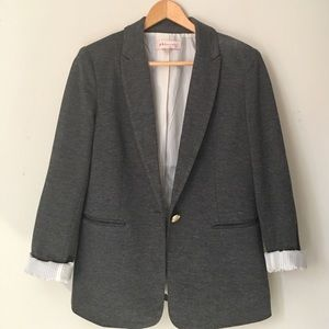 Philosophy Jackets & Blazers - Fully lined gray blazer
