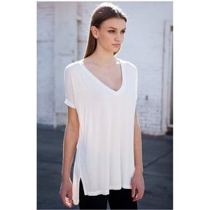 Brandy Melville Milan Top Light Pink