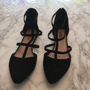 "Seychelles Shoes - Seychelles ""Guitar"" Strappy Ballet Flat"