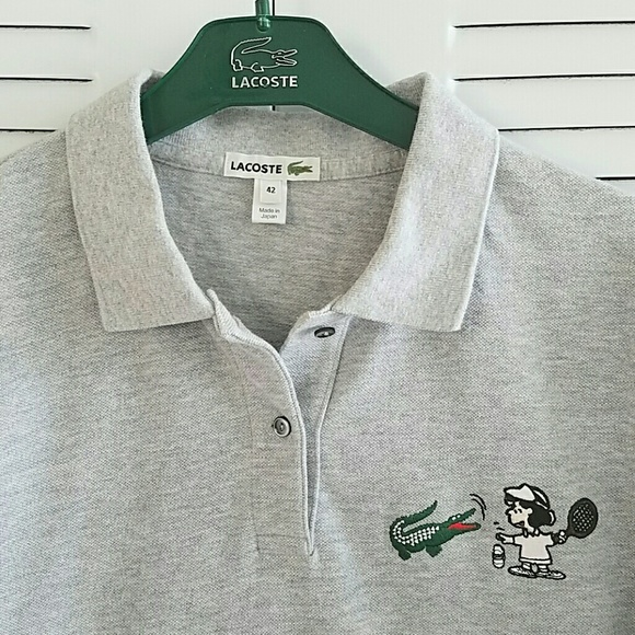25fd0da53 Lacoste Other | Limited Edition Peanuts Polo | Poshmark