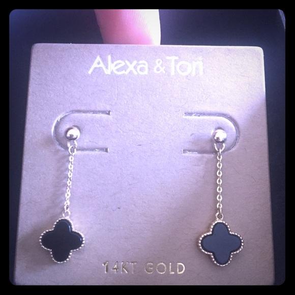 Alexa Amp Tori Jewelry Van Cleef Earrings Style Poshmark