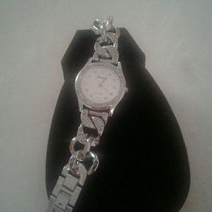 Geneva Platinum Accessories - Watch