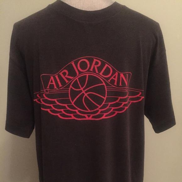 4d43ca3383f Jordan Shirts | Vintage Air Tshirt Xl | Poshmark