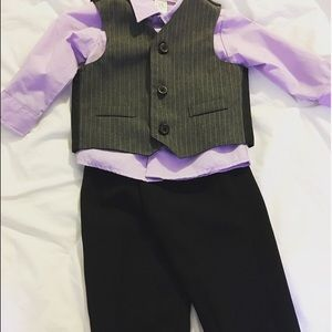 George Other - infant 3-piece suit