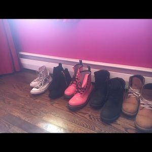 Dr. Martens Shoes - Pink Dr.Martens!😻