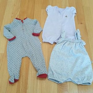 GAP Other - Baby Gap 0-3 months bundle
