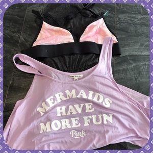 PINK Victoria's Secret Pants - BNWT VS PINK PROMO BUNDLE