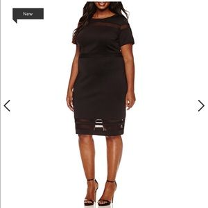 Ashley Nell Tipton Dresses & Skirts - Ashley Tipton black dress/ 3x