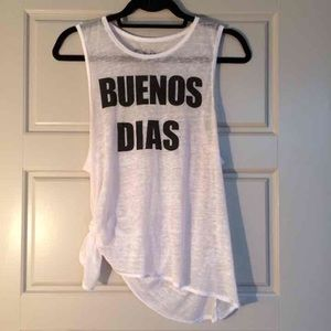 Chaser Tops - Buenos Dias chaser t-shirt XS