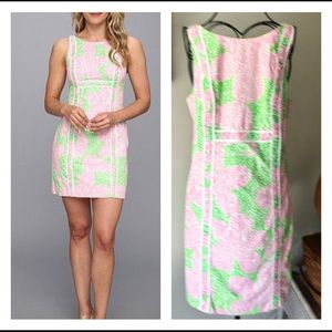 Lilly Pulitzer Dresses & Skirts - Lilly Pulitzer limeade cheat ya print dress