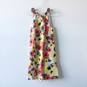 Shoshanna Dresses & Skirts - Shoshanna Floral silk linen dress