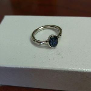 Jessica Elliot Jewelry - Gorgeous  Swarovski Ring