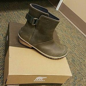 Sorel Shoes - Sorel Slimboot Pull On
