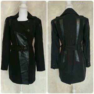 Stella & Jamie  Jackets & Blazers - Stella & Jamie belted jacket