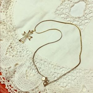 Avon Jewelry - Vintage Cross Necklace