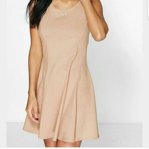 Boohoo Dresses & Skirts - Sara Seam Detail Skater Dress