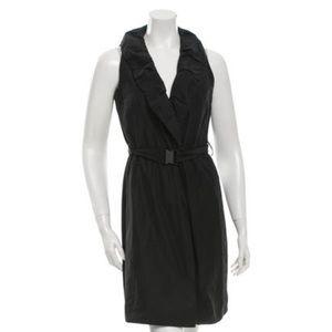 Akris Dresses & Skirts - Akris Punto trench faux wrap dress