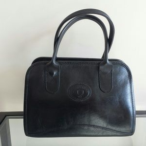 67% off Michael Green Handbags - Michael Green Tan Structured ...