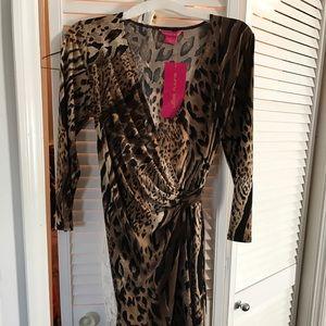 Sunny Leigh Wrap Dress