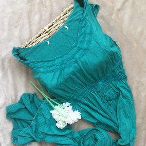 Lord & Taylor Dresses & Skirts - GORGEOUS Jewel Teal Dress