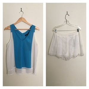 Ark & Co Pants - NWT Set: Ark & Co shirts/OVI tank top-L
