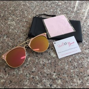 NEW Fashion sunglasses- True color