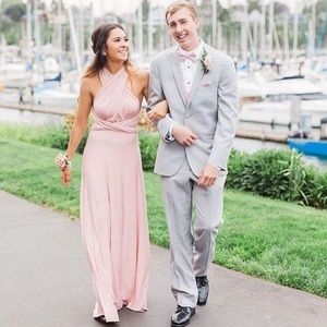 Lulus convertible dress