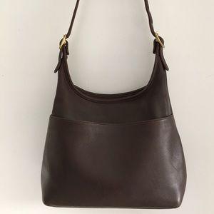 Coach Handbags - Vintage Coach Legacy Brown Shoulder Bag