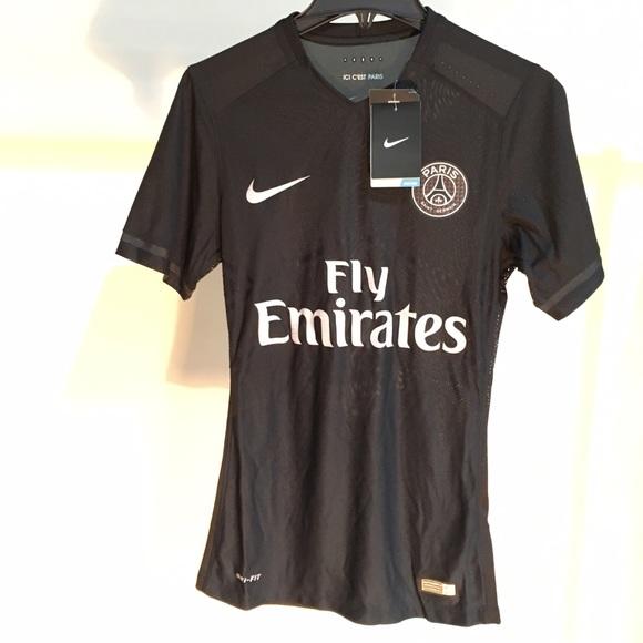 f155650ef0e Nike Shirts   Paris Fly Emirates Soccer Shirt   Poshmark
