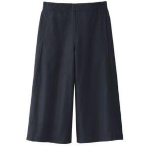 Lemaire Pants - Uniqlo x Lemaire gaucho pants wool cashmere
