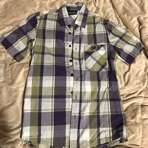 The Hundreds Other - Hundreds button up Flannel