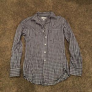 American Apparel Other - Men's American apparel Gingham plaid shirt Sz-XS