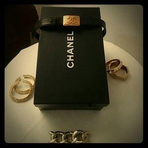 CHANEL Accessories - Channel vintage belt