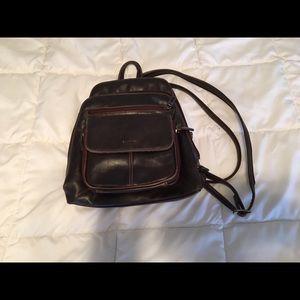 Fratelli Rossetti Handbags - Rosetti Brown Leather Backpack